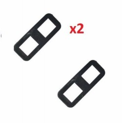 Land Rover Series 3 / Defender 90 / 110 / 130 door hinge gasket seals pack of 2 347369