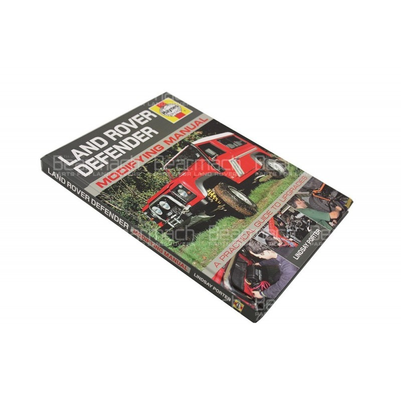 haynes land rover defender modifying manual
