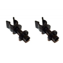 Buy Land Rover Defender 90 / 110 / 130 - set of 2 bonnet prop retaining clip part PRC3180