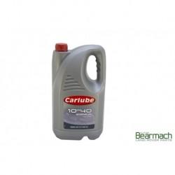 10w40 Semi Synthetic Engine Oil 4.55L Part BA4713