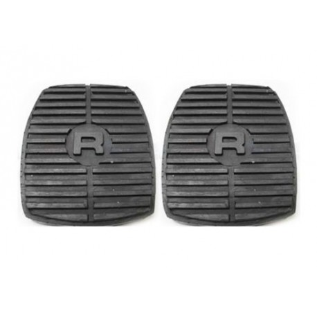 Buy Land Rover Discovery 1 / Discover 2 Rang Rover Classic pair of brake clutch pedal rubbers part 575818