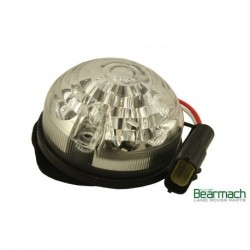 Rear LED Clear Stop/Tail Lamp Part BA5167