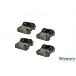 Buy Black Door Hinge Kit 4pc Part BA9124