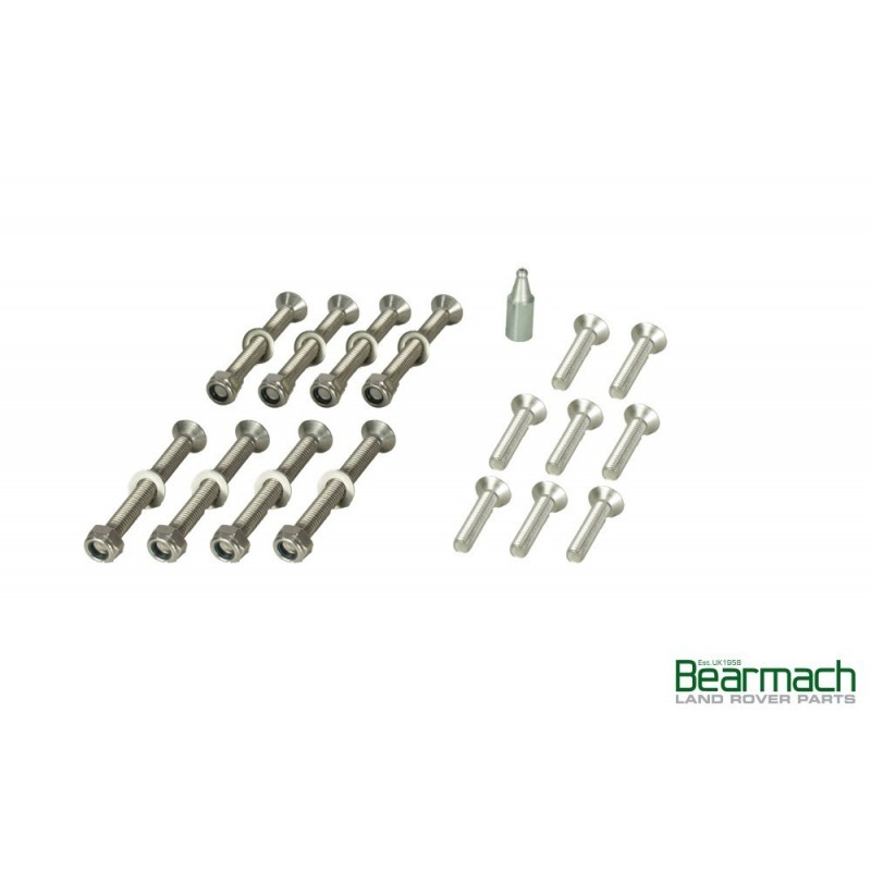 Door Hinge Fitting Kit Part Ba9125