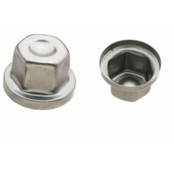 Buy Land Rover Defender / Discovery / Defender/Range Rover Classic locking wheel nut cover RRJ100120