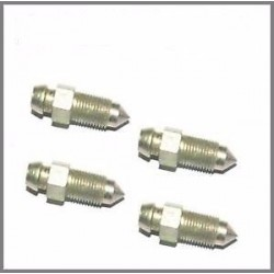 Buy Land Rover Discovery 1/Defender 90/110/130/Range Rover Classic- metric brake bleed screw nipples set of 4 RTC1526