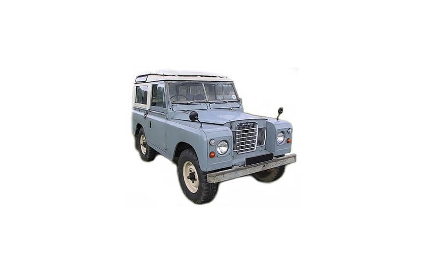 Land Rover Series 2/2a