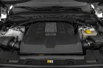 Range Rover Sport Supercharged 5.0 V8