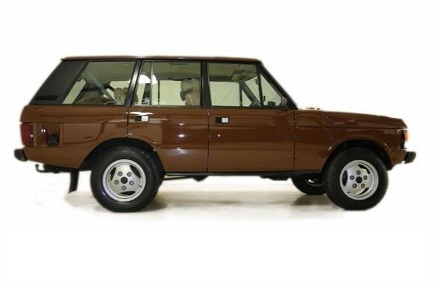 Land Rover Classic 4 doors
